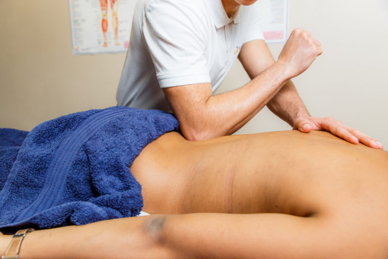 newquay sports and remedial massage